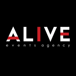 Alive Events Agency logo
