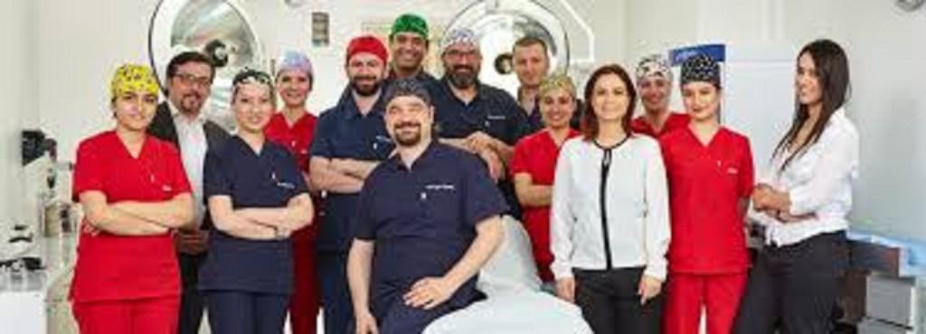 FUE Haartransplantation Istanbul