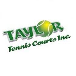 Taylortenniscourts2 Logo
