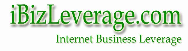 iBizLeverage Web Services Banner