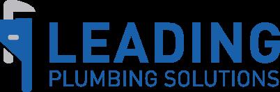 leading plumbing solutions logo