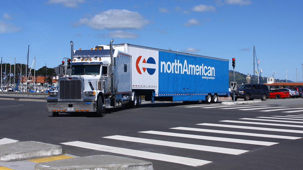 north amerca van lines